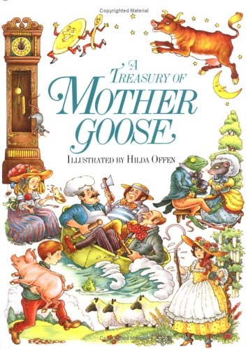 A Treasury of Mother Goose, MOTHER GOOSE