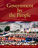 Government By the People - National Version (21st Edition) (0131921592) by David B. Magleby