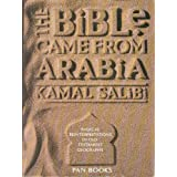 The Bible Came from Arabiaby Kamal S. Salibi