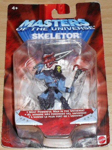 Buy Low Price Mattel Masters of the Universe 2.75″ Skeletor Figure (B000V7THQU)