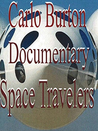 "Carlo Burton's ""Space Travelers"" Burt Rutan with George Takei"