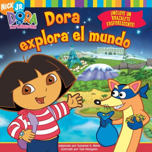 Dora explora el mundo (Dora's World Adventure!) (Dora La Exploradora/Dora the Explorer) (Spanish Edition)