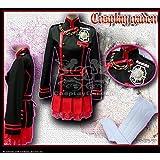 ★CGcosplay★ D.Gray-man  ディーグレイマン リナリー 制服 3代目 コスプレ衣装 C1320 (女性S)