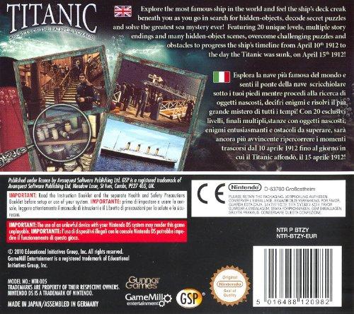 Hidden Mysteries: The Fateful Voyage - Titanic screenshot
