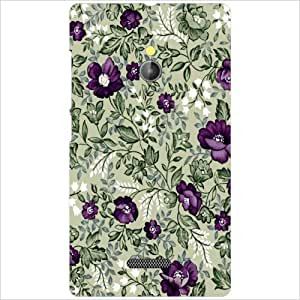 Nokia XL RM-1030/RM-1042 Back Cover - Sparkling Designer Cases