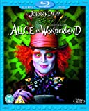 Alice in Wonderland - Double Play (Blu-ray + DVD)