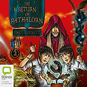 The Return of Rathalorn Audiobook