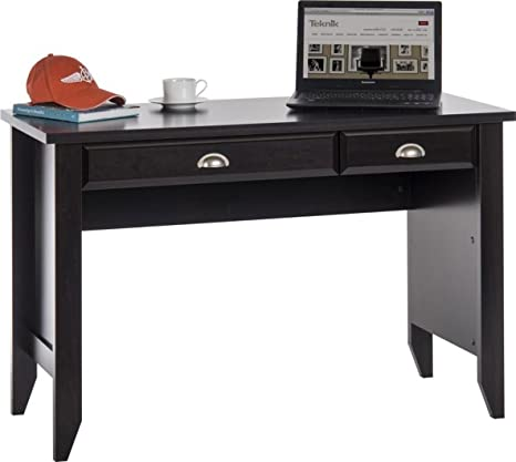 DSK Jamocha Wood Home Office Laptop Desk