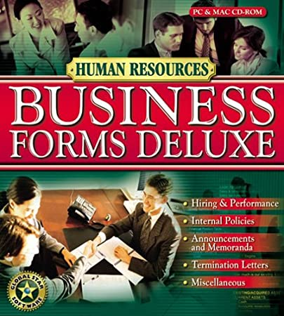 Business Forms Deluxe-HR Forms