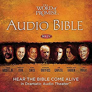 (13) 2 Chronicles, The Word of Promise Audio Bible: NKJV Audiobook