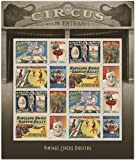 Vintage Circus Posters Sheet of 16 X Forever U.s. Postage Stamps Usps NEW