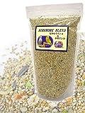 【BIRD MORE】皮つき穀物ヘルシー配合 BEST BALANCE セキセイ&小型インコ用 1kg
