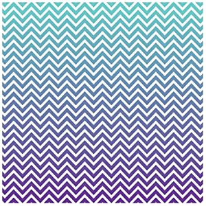 Amazon.com: Reminisce Ombre Series Double Sided Scrapbook