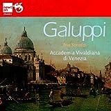 Galuppi; Trio Sonatas