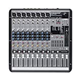 Freebos Pro fx8 8 Mono Channels 256 DSP Audio Mixer with USB