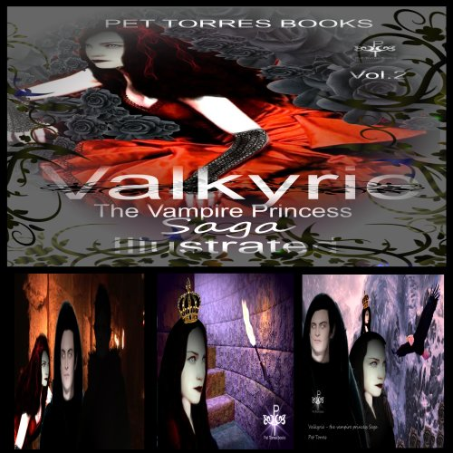 Valkyrie - The Vampire Princess Saga Illustrated Vol.2