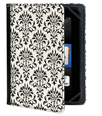 "Verso Trends Versailles Damask Case for Kindle Fire HD 7"" (Previous Generation) (will only fit Kindle Fire HD 7"", Previous Generation)"