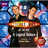 """""""Doctor Who"""" at the BBC: A Legend Reborn (BBC Audio)"""
