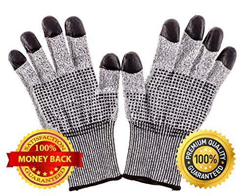 Paragon Crafts Multipurpose Cut Resistant Gloves Protects Priceless