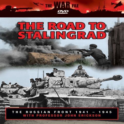 Cover art for  The Russian Front: The Road to Stalingrad