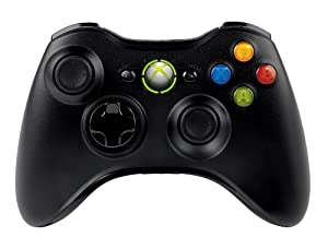 Microsoft Xbox 360 Wireless Controller for Windows