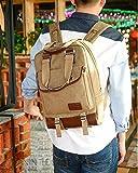 fashiondays 帆布 リュックサック バックパック バッグ 鞄 キャンバス ボタン