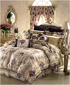Amazon Com Croscill Chambord Collection Bedding