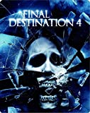 echange, troc Final Destination 4 - Uncut  (3D/2D) - Steelbook [Blu-ray] [Import allemand]