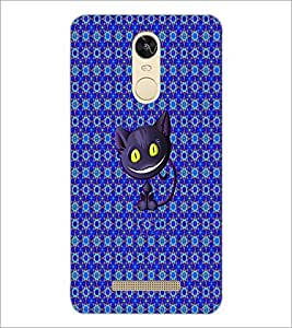 PrintDhaba Cartoon D-4228 Back Case Cover for XIAOMI REDMI NOTE 3 (Multi-Coloured)
