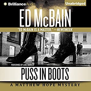 Puss in Boots: Matthew Hope, Book 7 | [Ed McBain]