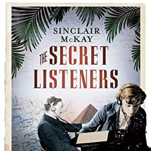 The Secret Listeners Audiobook