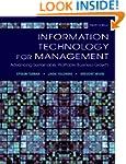 Information Technology for Management...