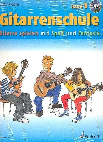 gitarrenschule-band-1-cd-gitarre-spielen-mit-spass-und-fantasie-neufassung-gitarren-notenfinder-diet