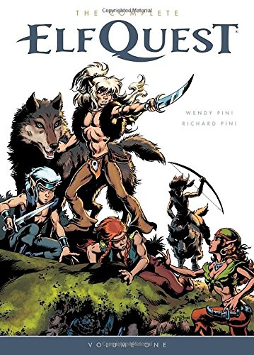 The Complete ElfQuest, Volume One