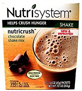 Fast Facts About Nutrisystem My Way and Fast Five