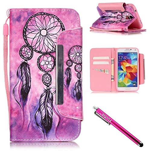 galaxy-s5-case-galaxy-s5-wallet-case-firefish-stand-flip-folio-wallet-cover-shock-resistance-protect