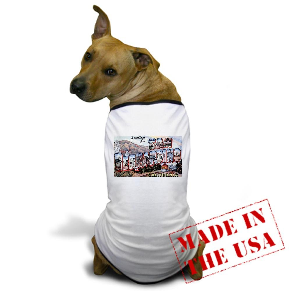 San Bernardino Dog T-Shirt