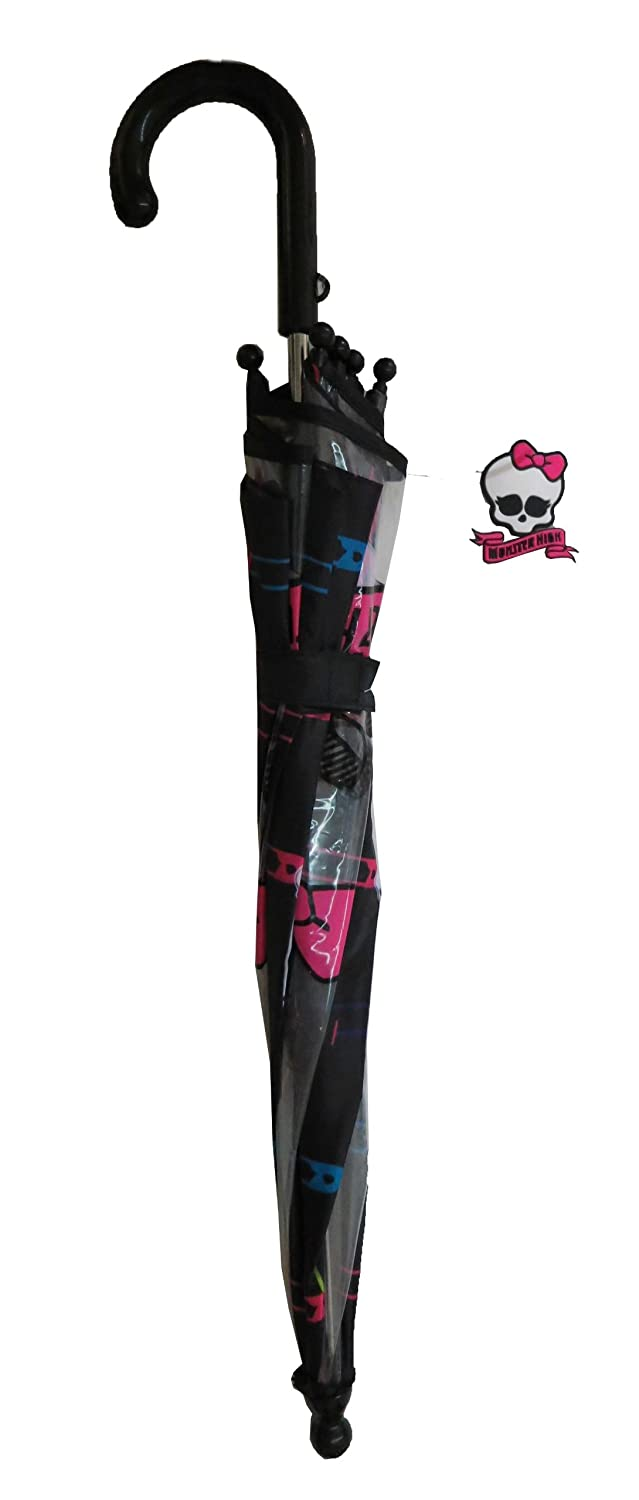 Зонт Girl's Black Monster High Umbrella