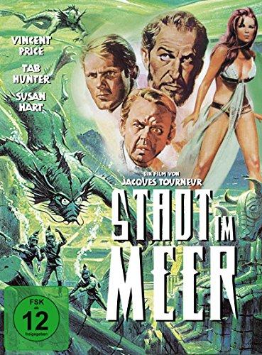 Stadt im Meer - Mediabook (+ DVD) [Blu-ray] [Limited Edition]