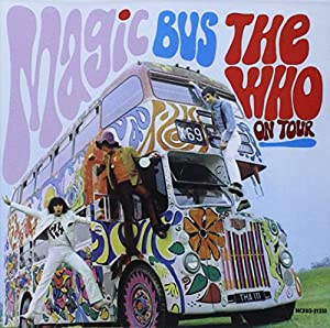 Magic Bus On Tour