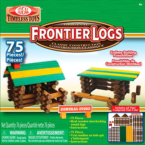 ideal-frontier-logs-classic-all-wood-75-piece-construction-set