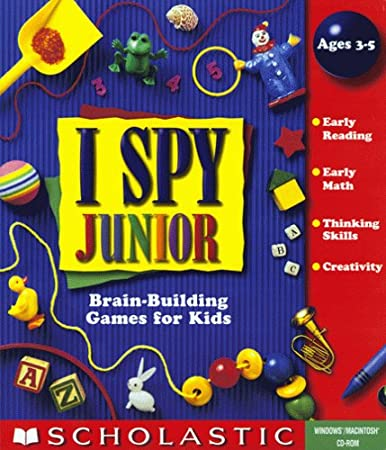 I Spy Junior (Jewel Case)  [OLD VERSION]