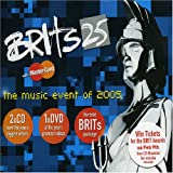 Brits - The Awards 2005 [2CD + DVD]
