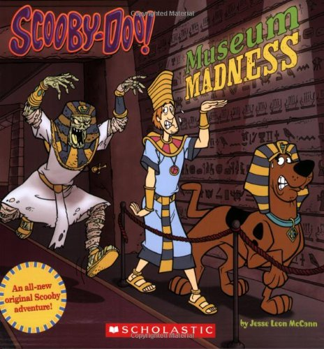 Scooby-Doo! Museum Madness (Scooby-doo 8x8)