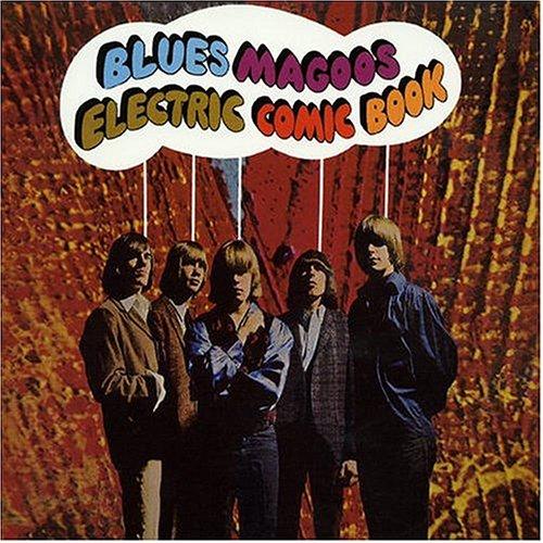 BLUES MAGOOS - ELECTRIC COMIC BOOK - LP