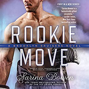 Rookie Move Audiobook