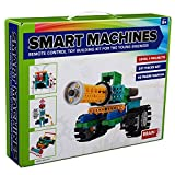 Brain Crunch SM1702 Smart Machines Remote Control Toy Building Robot Kit