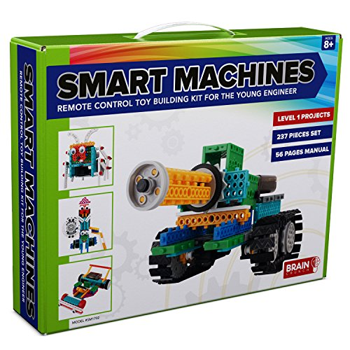 4-in-1 Robot Kit for Kids and Adults - Make and Control Your...