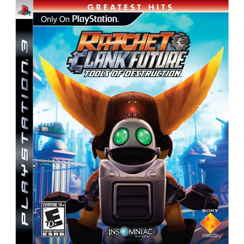 Sony Ratchet and Clank Future: Tools of Destruction