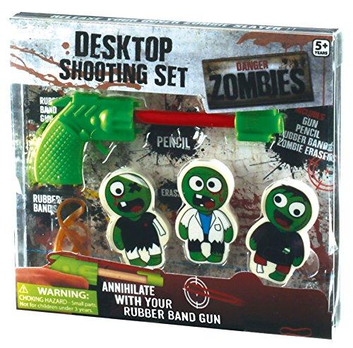 Toysmith Desktop Zombie Shoot Kit